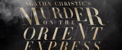 VIDEO:  Everyman Theatre's Production of MURDER ON THE ORIENT EXPRESS