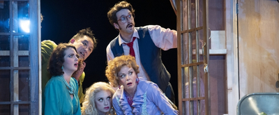 BWW Review: NOISES OFF Will Make You Laugh Till You Cry!