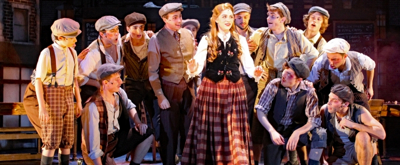 Photo Flash: First Look At NEWSIES At White Plains Performing Arts Center