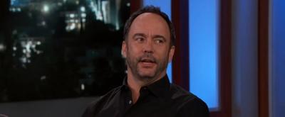 VIDEO: Watch Jimmy Kimmel Interview Dave Matthews!