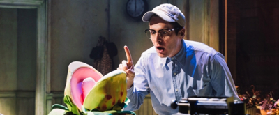 Photo Flash: First Look at Jonathan Groff & More in LITTLE SHOP OF HORRORS
