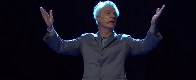VIDEO: David Byrne Performs 'Once in a Lifetime' and 'Toe Jam' on SATURDAY NIGHT LIVE