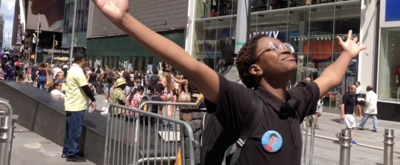 BWW TV Exclusive: Konversations with Keeme: Keeme Hits the Streets of NYC!