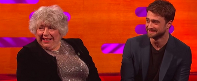 VIDEO: Daniel Radcliffe and Miriam Margolyes Talk HARRY POTTER on THE GRAHAM NORTON SHOW