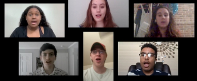 VIDEO: Lusher Musical Theater Students Perform Virtual 'You Are My Sunshine' For Louisiana Fish Fry's 'Let's Sing, Louisiana' Project