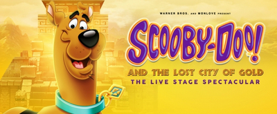 Celebrate Scooby-Doo's 50th Anniversary with SCOOBY-DOO! AND THE LOST CITY OF GOLD