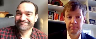 BWW Exclusive: Javier Muñoz Shines a Spotlight on the Helpers of the Broadway Relief Project- James Patchett