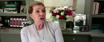 VIDEO: Julie Andrews Shares Grand Tales From The Stage on THE LATE SHOW WITH STEPHEN COLBERT