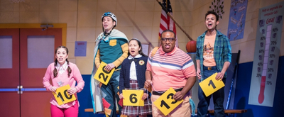 BWW Review: Sunny & Funny 25TH ANNUAL PUTNAM COUNTY SPELLING BEE at Skylight Music Theatre
