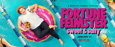 VIDEO: Netflix Releases Trailer for FORTUNE FEIMSTER: SWEET & SALTY