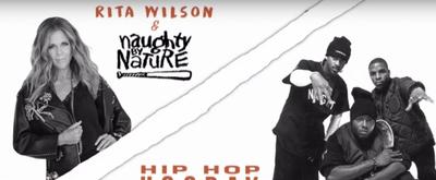 Rita Wilson & Naughty By Nature Release 'Hip Hop Hooray' Remix