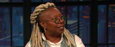 VIDEO: Whoopi Goldberg Talks Returning to the Role of Dolores in SISTER ACT in London
