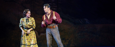 BWW Review: Lerner & Loewe's PAINT YOUR WAGON Is Pure Gold