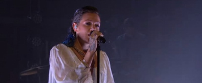 VIDEO: Watch Tove Lo Perform 'Sweettalk My Heart' on LATE NIGHT WITH SETH MEYERS!