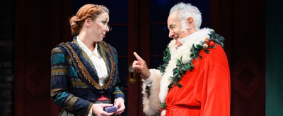 Review: SCROOGE IN LOVE at Gateway Theatre is a playful and loving tribute to an enduring classic that has every reason to become one in its own right.