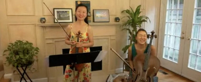 VIDEO: Wanzhen Li, Eugena Chang and Britton Riley, and Alexander Suh Perform as Part of NSO @ Home