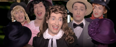 VIDEO: Randy Rainbow Channels Inner Judy Garland with 'Clang, Clang, Clang Went Josh  Video