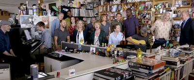 VIDEO: COME FROM AWAY Cast Remembers 9/11 with NPR Tiny Desk Concert