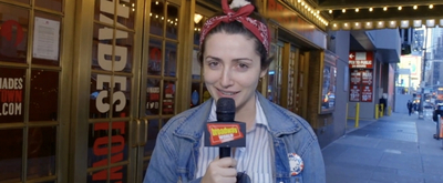 BWW Exclusive: Allison Frasca Goes Way Down to HADESTOWN on The Broadway Break(down)!