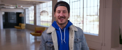 VIDEO: Choreographer Valentin Chmerkovskiy on FLIRTY DANCING!