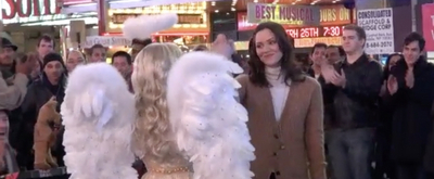 Broadway Rewind: Watch Megan Hilty & Katharine McPhee Film Scene from Season One of SMASH in 2011!