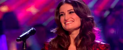 VIDEO: Idina Menzel Sings 'Seasons of Love' on STRICTLY COME DANCING