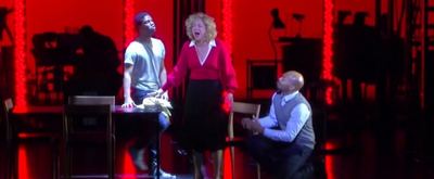 VIDEO: Rachel Bay Jones, Brandon Victor Dixon, and Khamary Rose Perform 'I Am The One' in Kennedy Center's NEXT TO NORMAL