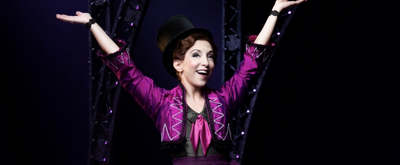 Photo Flash: First Look At Christina Bianco in FUNNY GIRL in Paris
