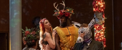 BWW Review: A Playful MIDSUMMER NIGHT'S DREAM at BUFFALO'S IRISH CLASSICAL THEATRE