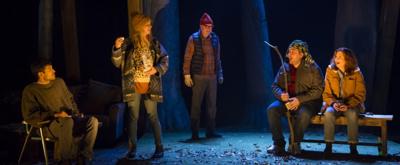 Photo Flash: McCarter Theatre Center PresentsGOODNIGHT NOBODY