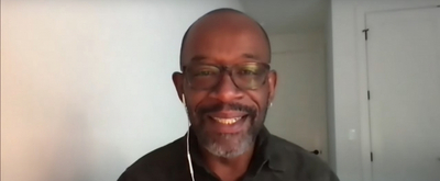 VIDEO: Lennie James Talks About Writing His First Play on a Bet Video