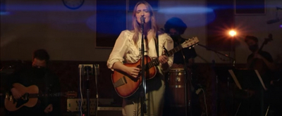 VIDEO: Madison Cunningham Performs 'Broken Harvest' on THE LATE LATE SHOW