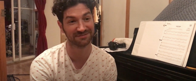 BWW Exclusive: Go Inside the Recording Sessions for TARRYTOWN with Adam Wachter!