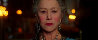 VIDEO: Helen Mirren Talks Becoming CATHERINE THE GREAT