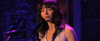 VIDEO: Tony-Winner Katrina Lenk Performs 'Omar Sharif' From THE BAND'S VISIT at Feinstein's/54 Below
