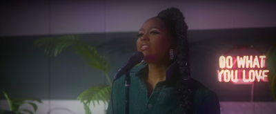 VIDEO: Jazmine Sullivan Performs 'Girl Like Me' on THE TONIGHT SHOW