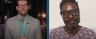 VIDEO: Billy Porter Speaks Out Against Discrimination and Discusses Being Gay in the Black Community