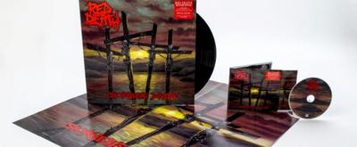 Red Death Release New Album SICKNESS DIVINE