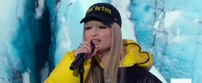 VIDEO: Kim Petras Performs 'Icy' on GOOD MORNING AMERICA