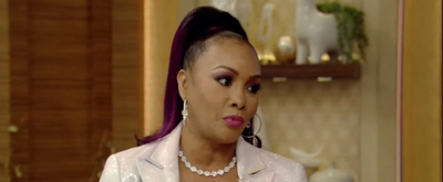 VIDEO: Vivica A. Fox Talks About Filming EMPIRE on LIVE WITH KELLY AND RYAN