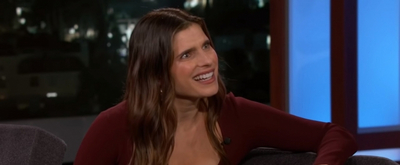 VIDEO: Watch Lake Bell Talk About Her Husband & The Apocalypse on JIMMY KIMMEL LIVE!