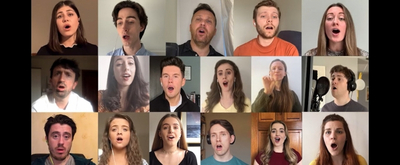 VIDEO: Watch West End Stars and Irish Youth Musical Theatre Sing 'You'll Never Walk Alone'