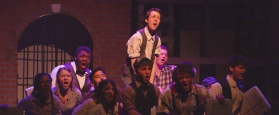 VIDEO: Watch the Trailer For Ziegfeld Theater's NEWSIES in ASL