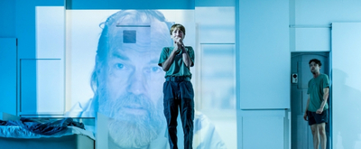 Review: SOLARIS, Lyric Hammersmith