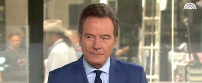 VIDEO: Bryan Cranston Talks His Best Moments on TODAY SHOW