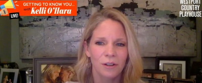 VIDEO: Kelli O'Hara Partners With Westport Country Playhouse For 'Getting to Know You: A Celebration of Young Artists'