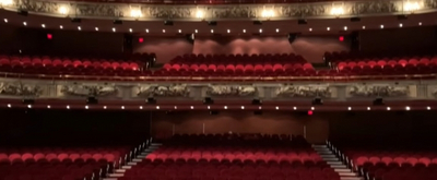 VIDEO: Take A Virtual Tour of the Princess of Wales Theater