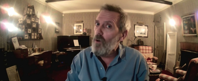 VIDEO: Hugh Laurie Talks About Working With Emma Thompson on LATE NIGHT WITH SETH MEYERS