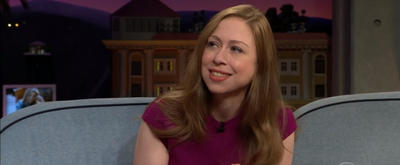 VIDEO: Chelsea Clinton Talks About Meeting Sally Ride at Space Camp on THE LATE LATE SHOW WITH JAMES CORDEN