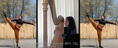 VIDEO: Juilliard Students Perform 'Sunrise'